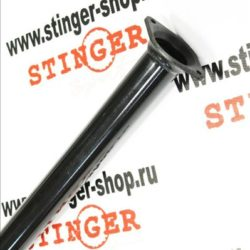 Резонатор (труба) Stinger Sport для а_м ВАЗ 2113, ВАЗ 2114, ВАЗ 2115 (ПОД ПАУК) 2