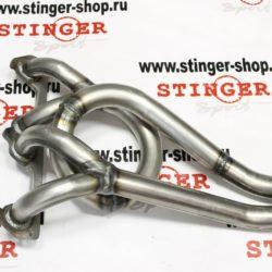 Выпускной коллектор паук 4-2-1 Stinger sport  Subaru Sound 8 V ВАЗ 2108, ВАЗ 2109, ВАЗ 2199, ВАЗ 2113, ВАЗ 2114, ВАЗ 2115 3