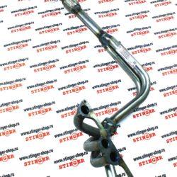 Выпускной коллектор  паук 4-2-1 Stinger sport 8V Нива 21214 2