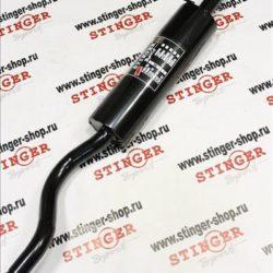 Глушитель основной для а_м ВАЗ 2113, ВАЗ 2114, ВАЗ 2108-09 без насадки 5