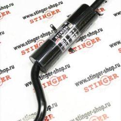 Глушитель Stinger sport основной для ВАЗ 2101-07 без насадки 1