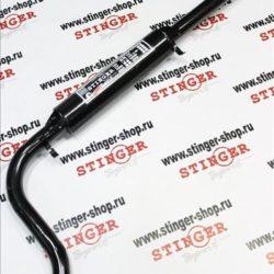 Резонатор Stinger sport  ВАЗ 2113-15 ( под паук ) 5