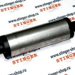 Резонатор TURBOTEM универсальный, нержавеющая сталь, (450 х 51) 3