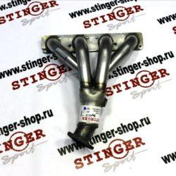 Вставка для замены катализатора Stinger Sport  4-1 16V 1.6L (один датчик кислорода) 6