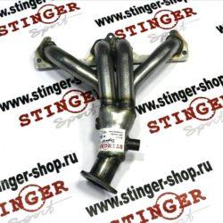 Вставка для замены катализатора Stinger Sport 4-1 8V (два датчика кислорода) 7