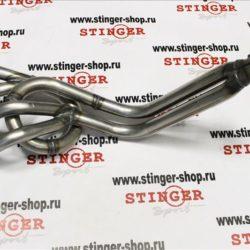 Выпускной коллектор  паук 4-2-1 Stinger sport  Subaru Sound 16V 2110_2170 2
