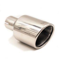 N1-101RS/55 Насадка на глушитель, нерж. сталь (Под Заказ)