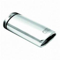 N10-1 Насадка на глушитель, нерж. сталь (Под Заказ) 2