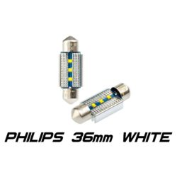Optima Premium PHILIPS CAN Festoon 36 mm белая с обманкой 5