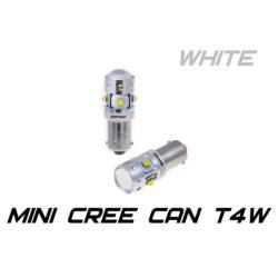 Optima Premium T4W (Ba9S) MINI 30W 5100K с обманкой 3