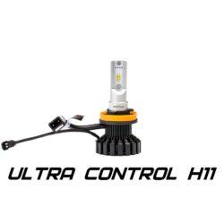 Светодиодные лампы Optima LED Ultra Control H11 9-36V 1