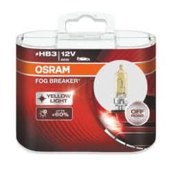 FOG BREAKER - OFF-ROAD -HB3 (9005) 5
